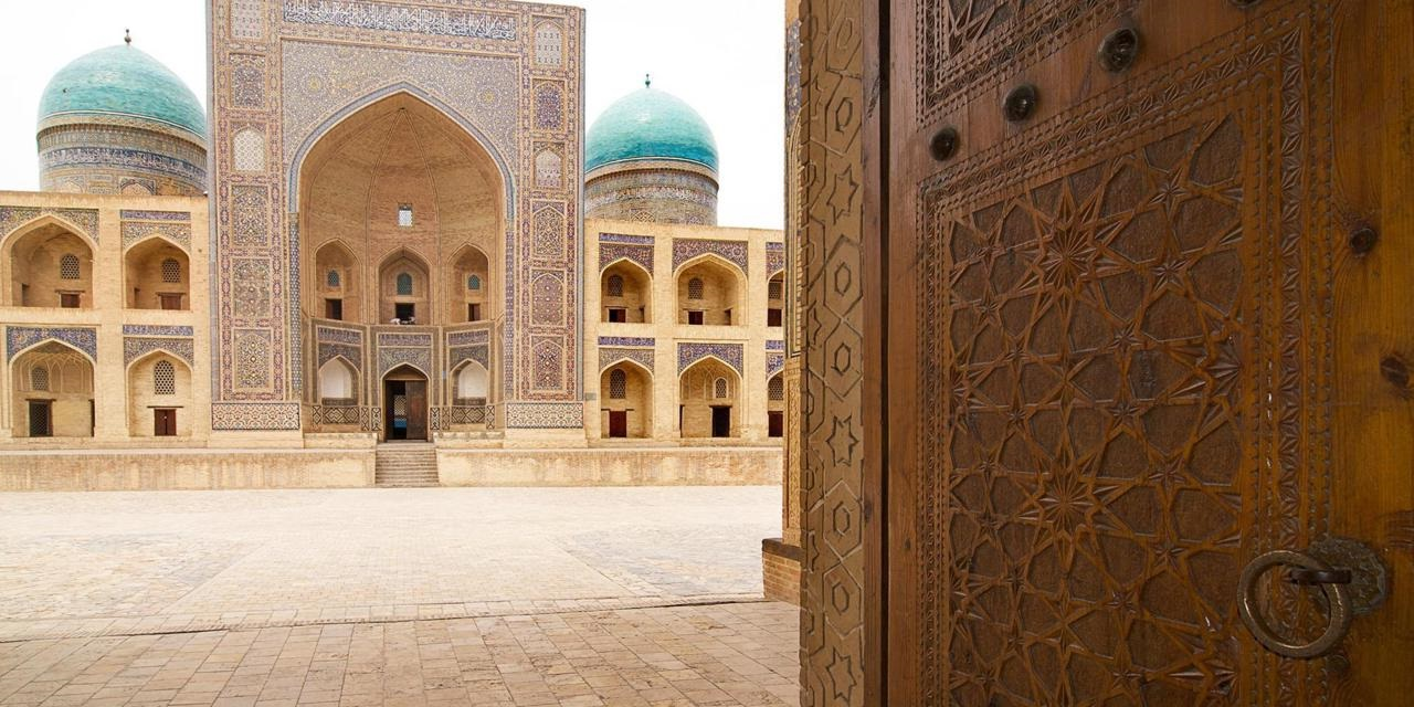 Excursion tours to Uzbekistan – East Caravan 7 days / 6 nights